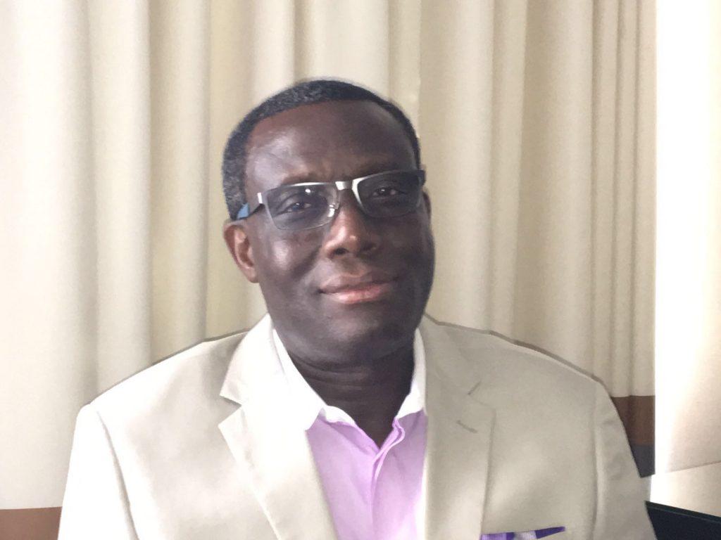 Mr. Ekourba Gyasi Yeboah – President